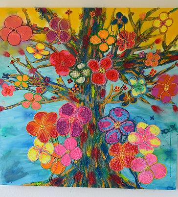 Blumen Baum