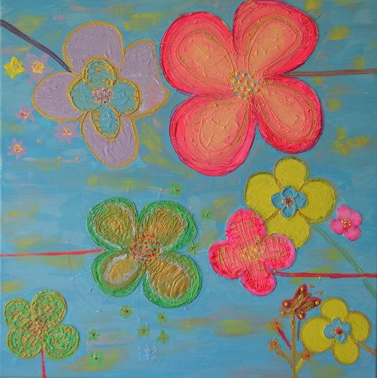 Der Frühling und seine wunderschöne Farben