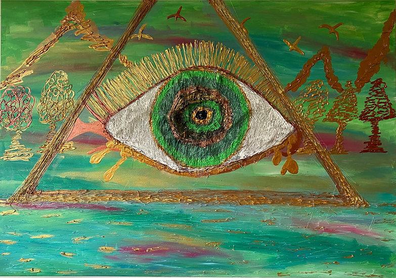 Das gute Auge von Ägypten