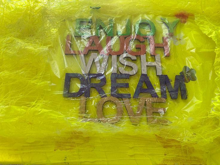 Geniesse-Träume-Liebe