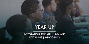 La Fondation Ardian et Year Up + Mentoring