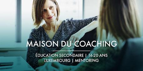 La Fondation Ardian et la Maison du coaching + Mentoring