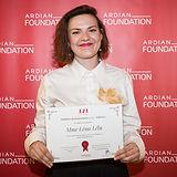 Léna Lélu, lauréate du programme d'entrepreneuriat 3,2,1 de la Fondation Ardian
