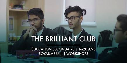 La Fondation Ardian soutient The Brilliant Club