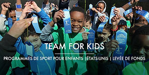 La Fondation Ardian soutient Team For Kids