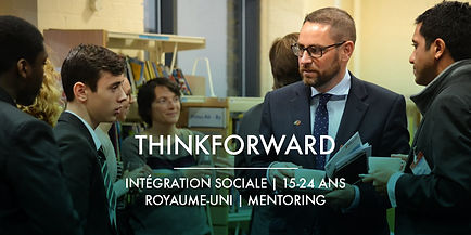 La Fondation Ardian et Thinkforward + Mentoring