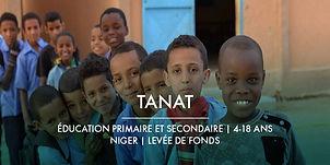 La Fondation Ardian soutient Tanat