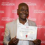 Jean-Baptiste Imbey, lauréate du programme d'entrepreneuriat 3,2,1 de la Fondation Ardian