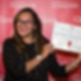 Wilaury Calderon, lauréate du programme d'entrepreneuriat 3,2,1 de la Fondation Ardian