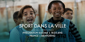 La Fondation Ardian et Sport Dans La Ville + Mentoring