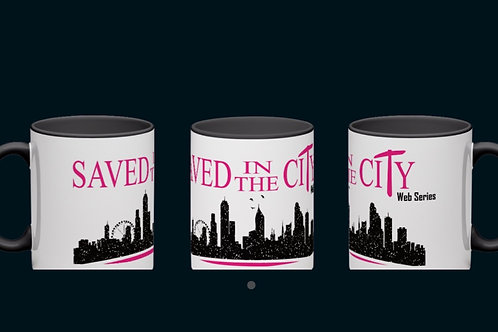 Saved  In The City Coffee Mug