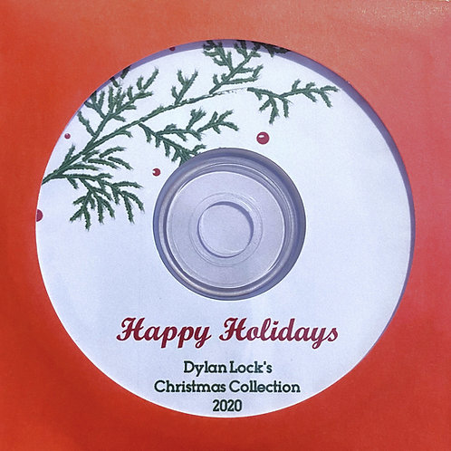 Dylan Lock's Christmas Collection 2020 (24 songs) click here