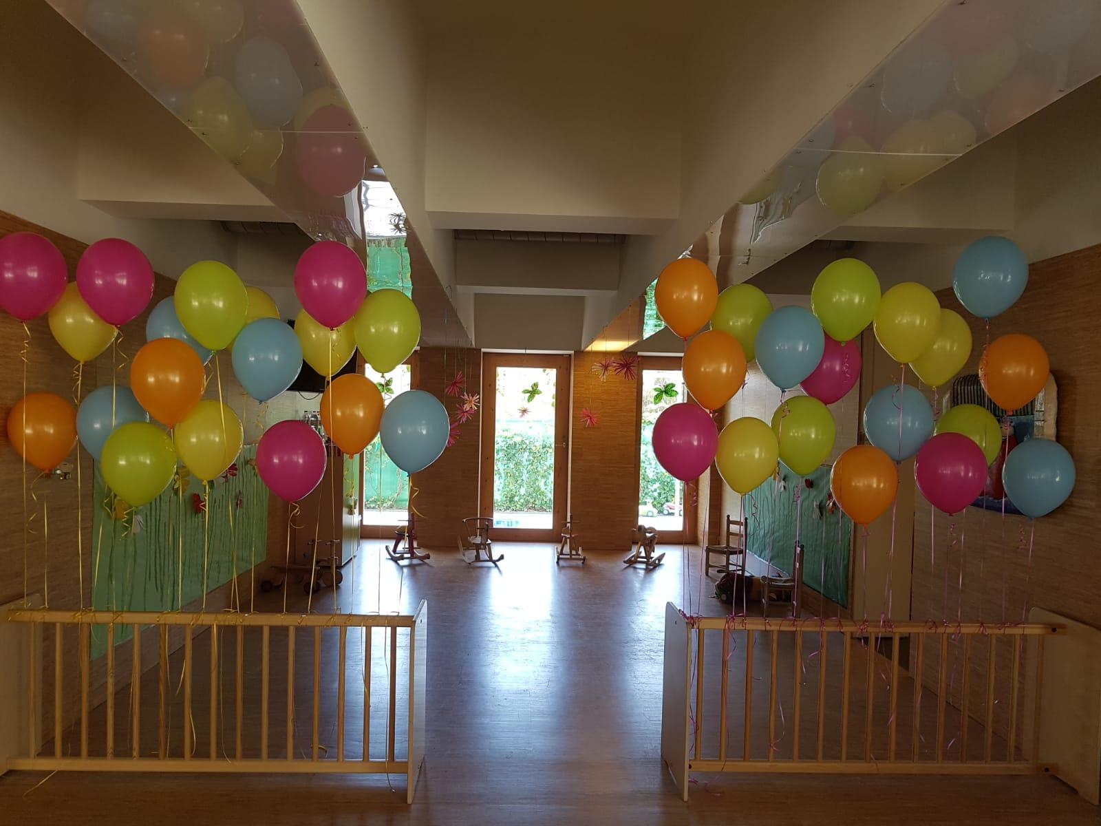 Globus a la sala central.