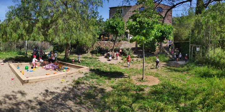 Can Mas (zona de jocs)