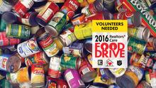 Volunteers Needed | Realtors® Care Food Drive 2016
