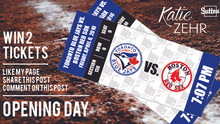 Opening day is just around the corner.