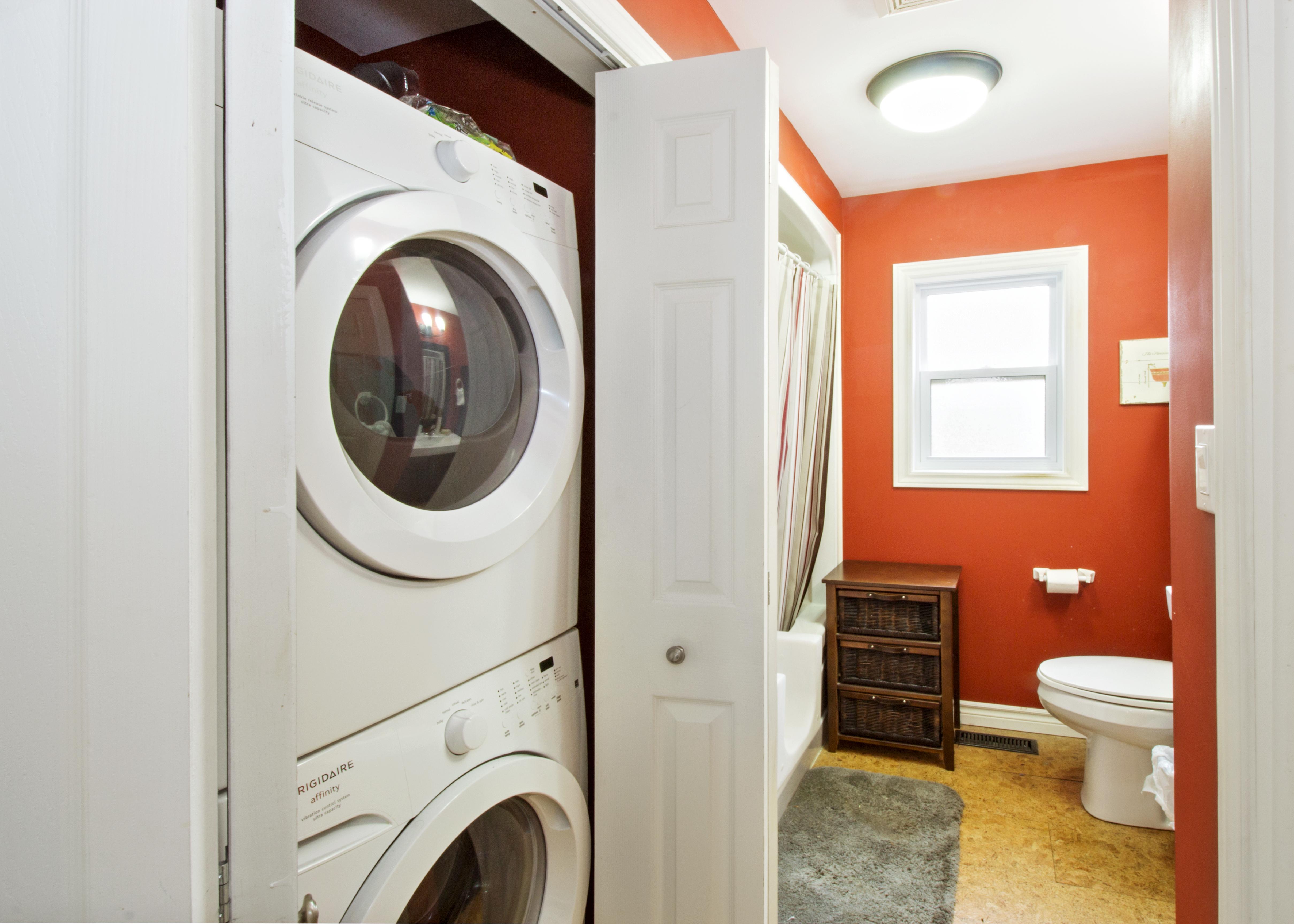Garden Suite | Laundry
