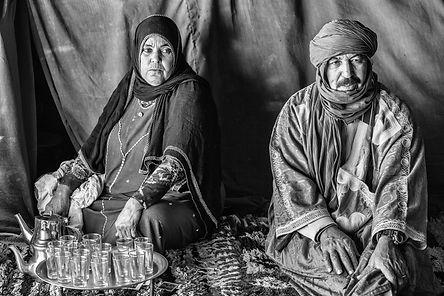 Moroccan Bedouin