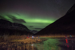 Shooting the Aurora in Norway