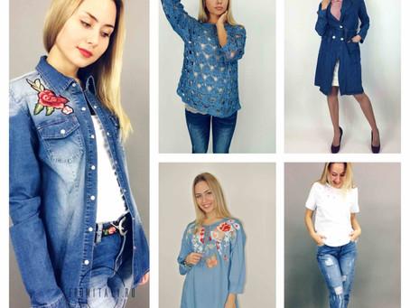 Начало продаж весенней коллекции одежды из Италии