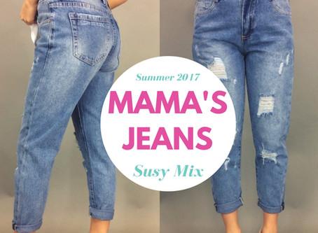 Мамины джинсы?!!