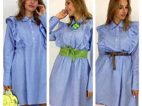 Три жизни одного платья