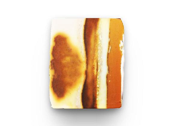 Oatmeal+Turmeric Soap
