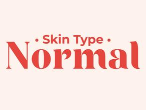 Normal Skin Type