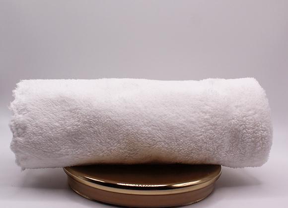 White Microfiber Face Cloth