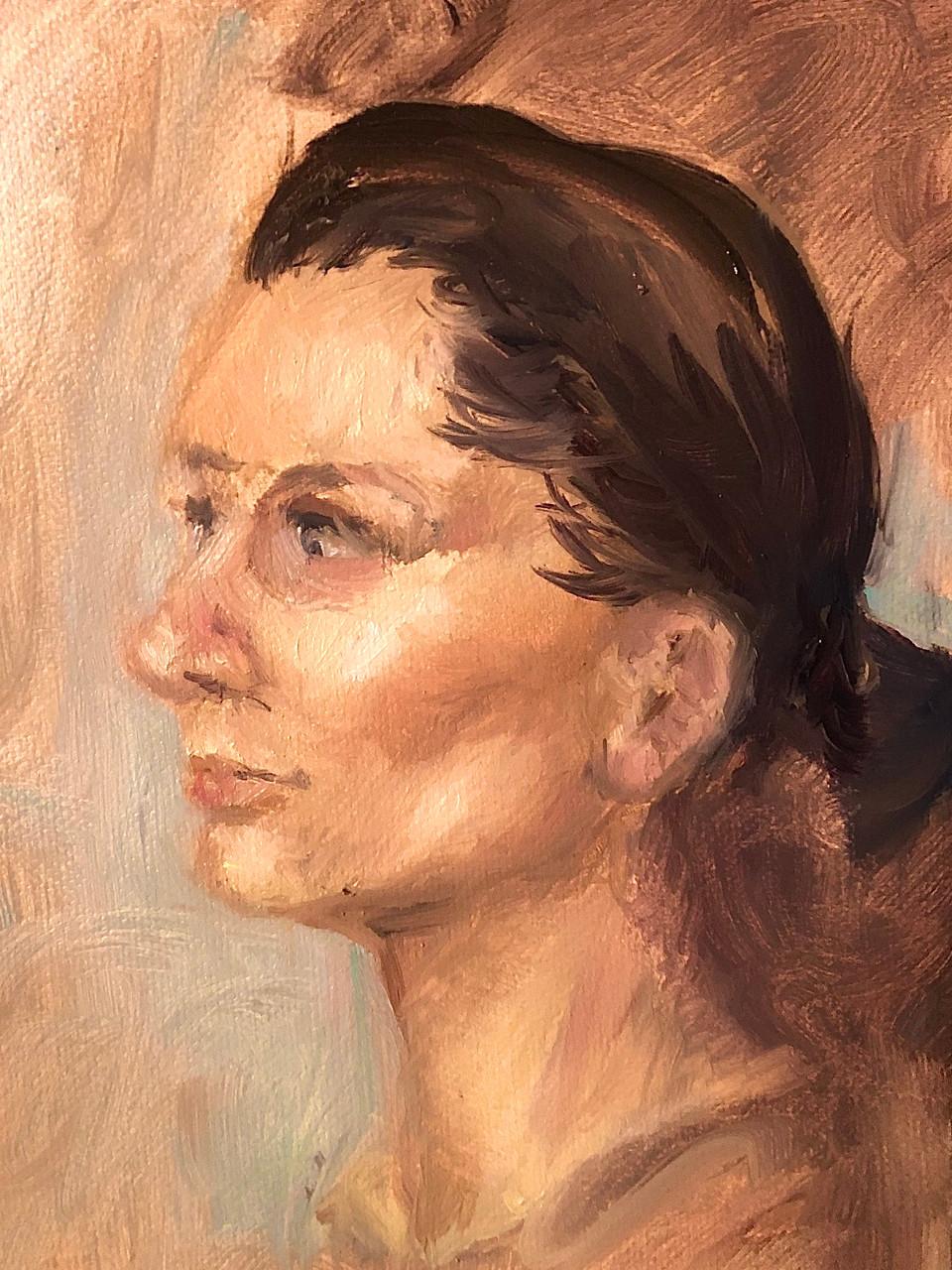 Madison McAllister, Pauline