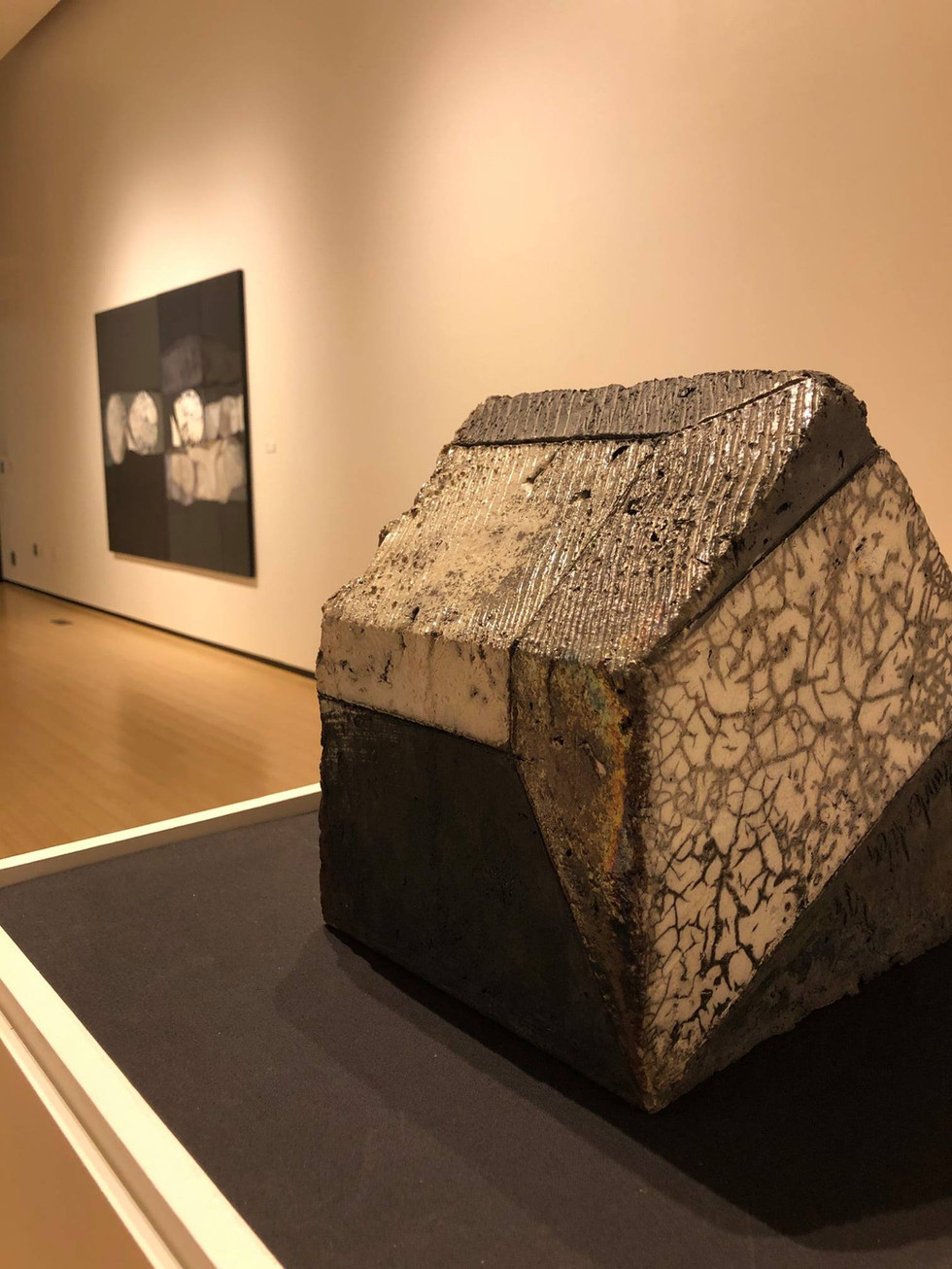 Phil VanderWeg. Untitled (House). 1998. Ceramic.