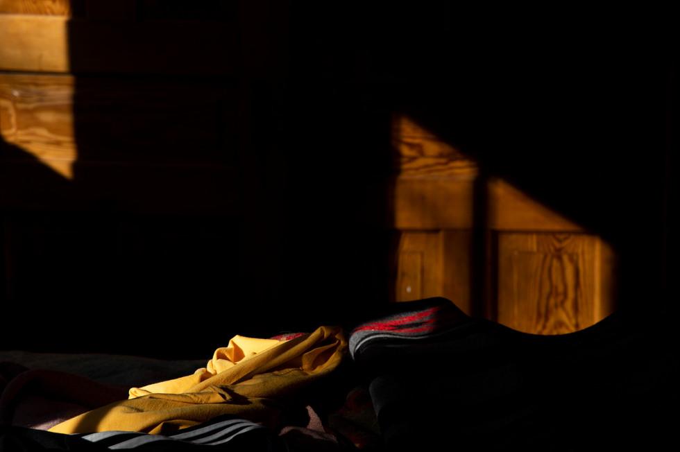 Aerron Grosshuesch, Folded Laundry