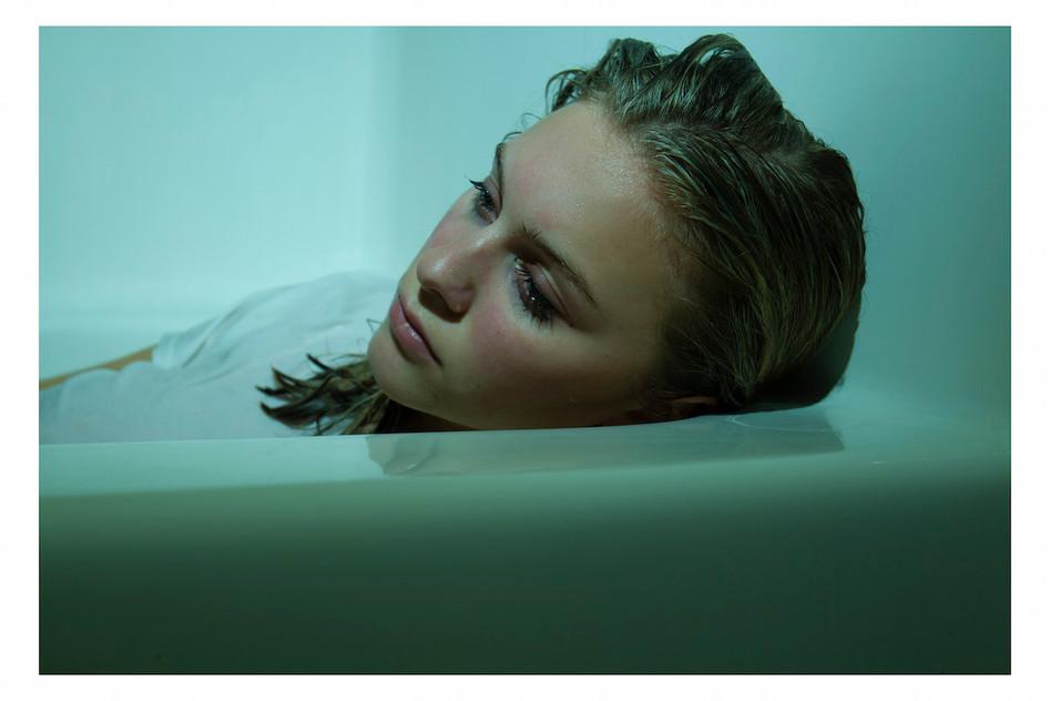 Bella Lehrer, Drowning.