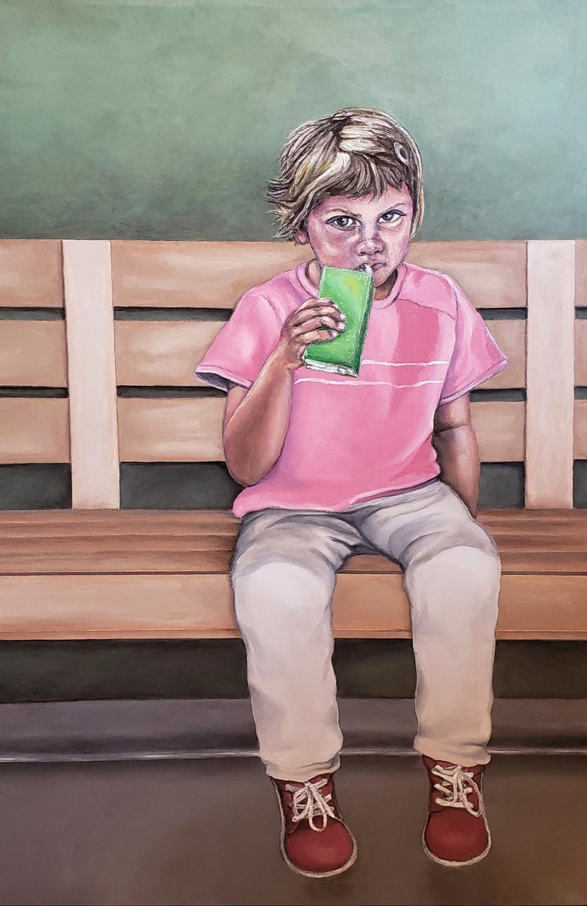 Emma Hampel, Apple Juice