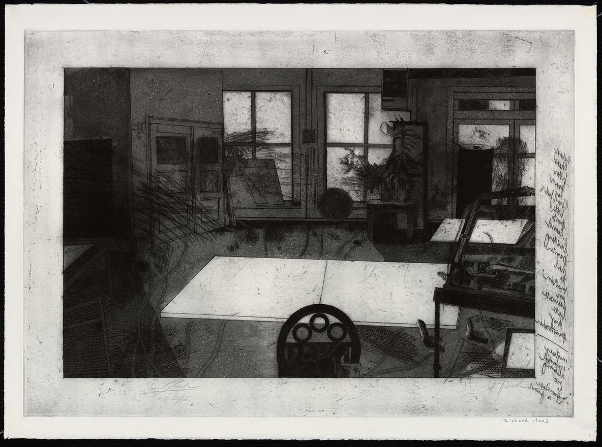 Studio of Richard Haas