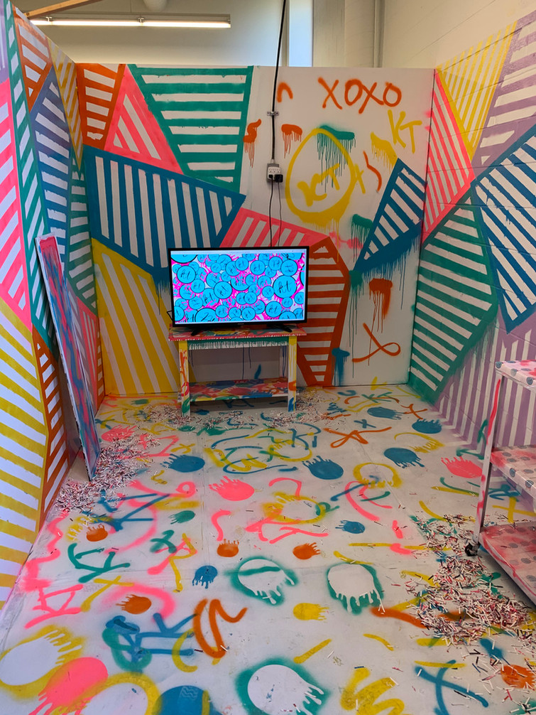 Kylie Thomas, welcome to my funhouse