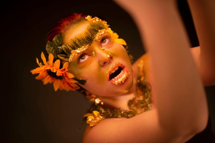 Samantha Kuhn, Yellow & Green