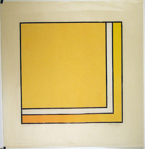 Richard Haas, Untitled (1968)