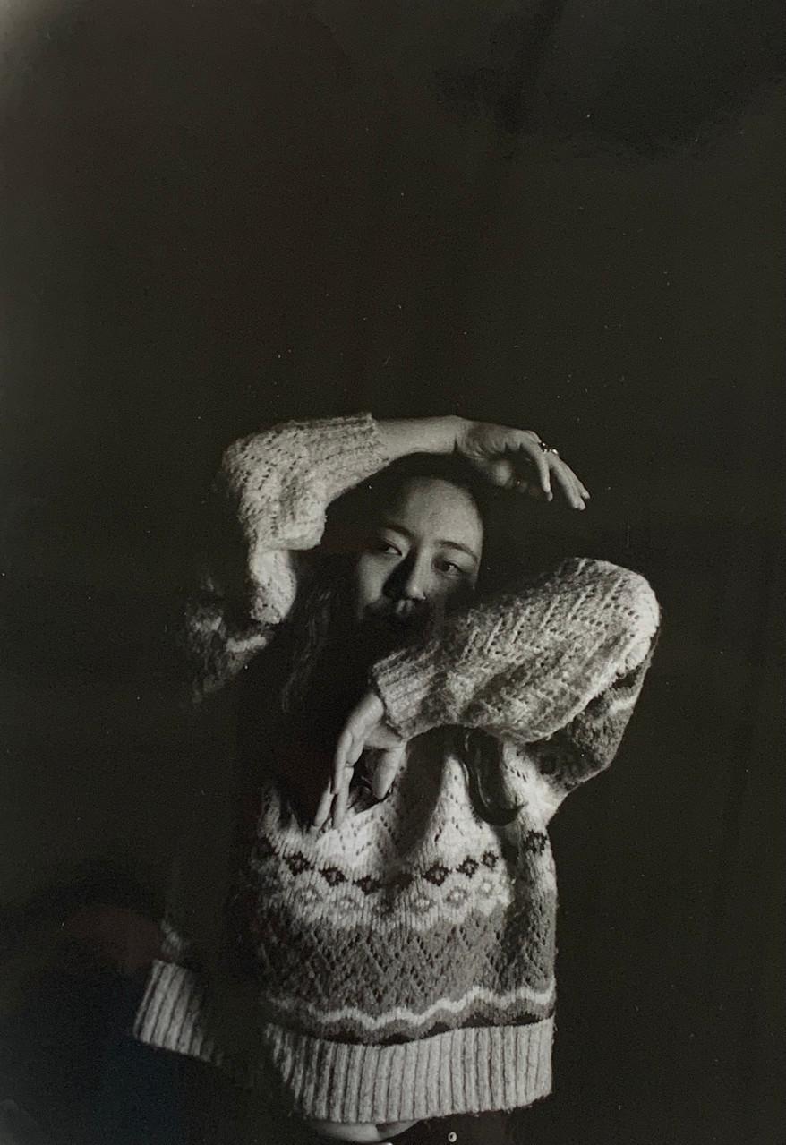 Joyce Cucksey, Shadow Portraits #6