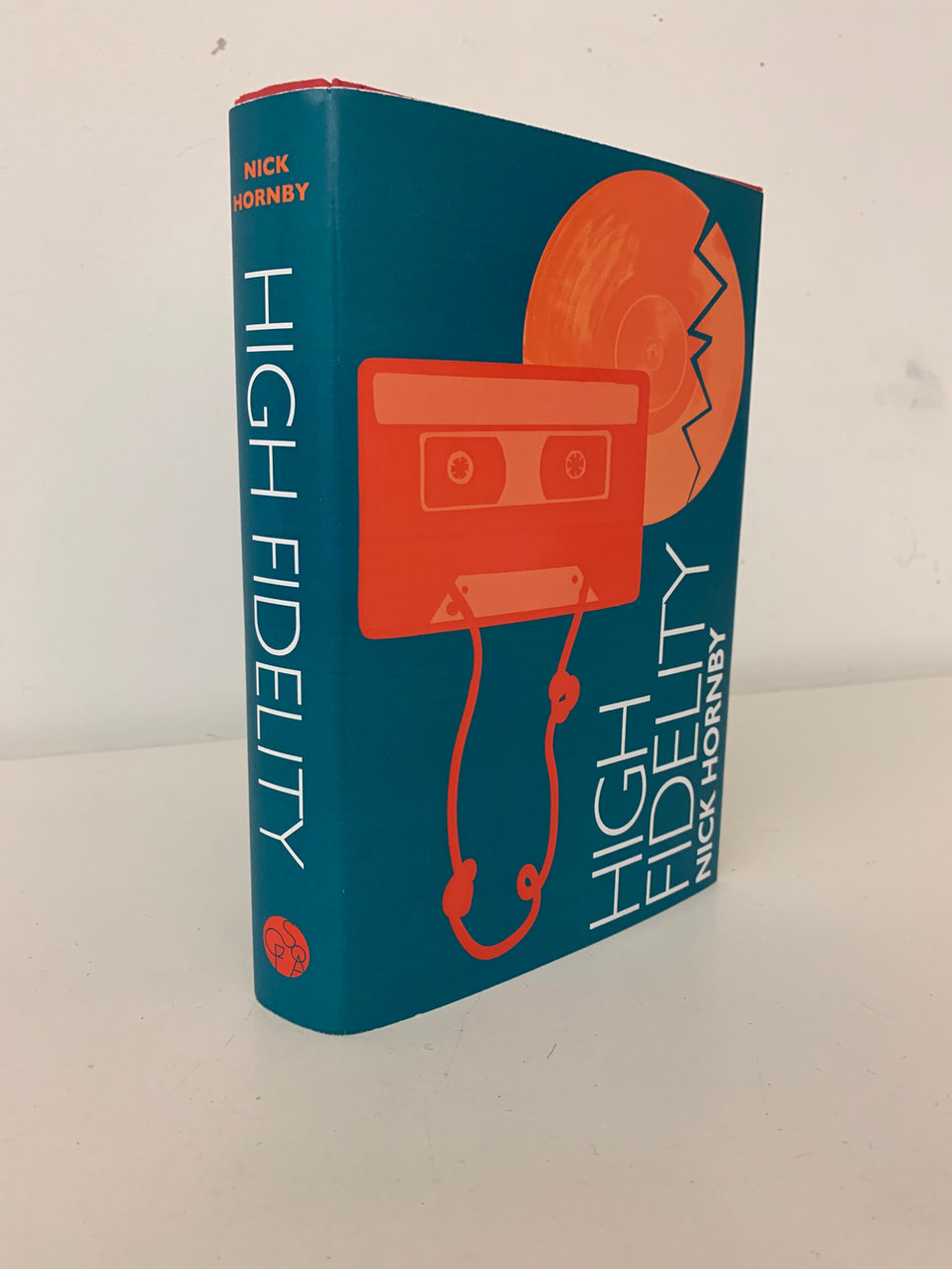 Audrey Dobbs, High Fidelity Dust Cover