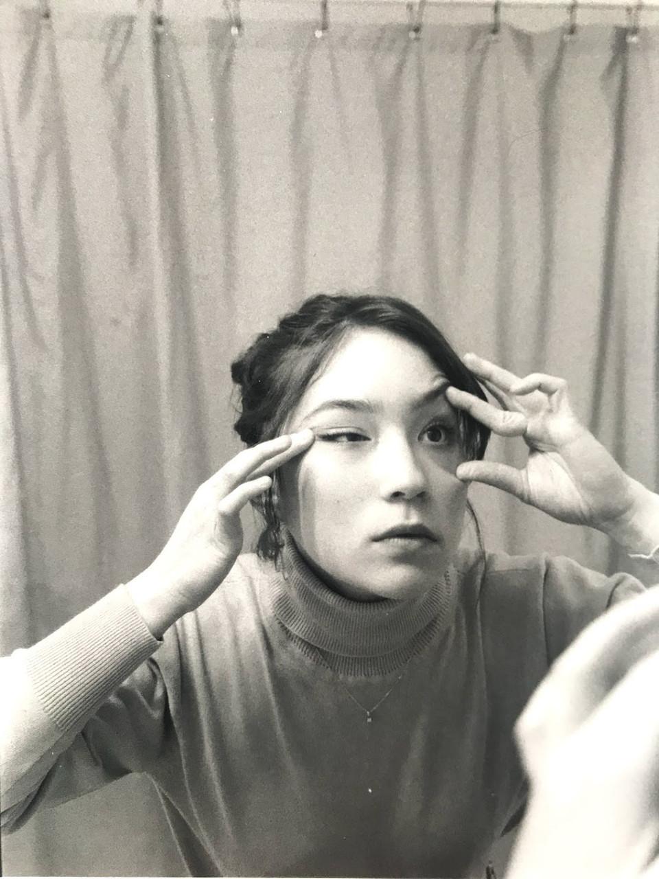 Kylie Taft, Self-portrait 2020