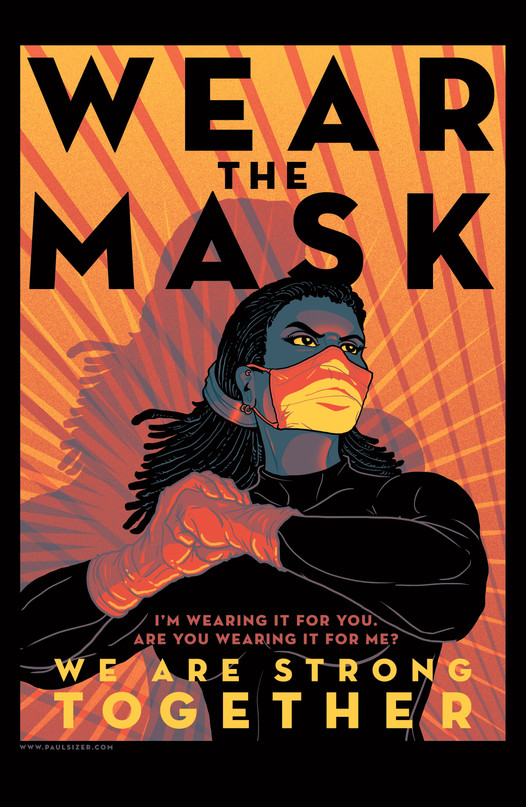 Wear The Mask 2020