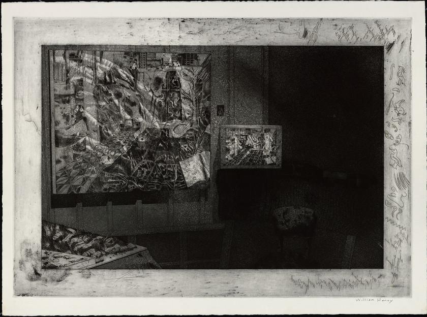 Studio of William Haney