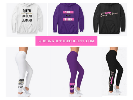 """""""Her Hustle Tees"""" Apparel Project  Normalizes Sisterhood Through Empowering Style."""