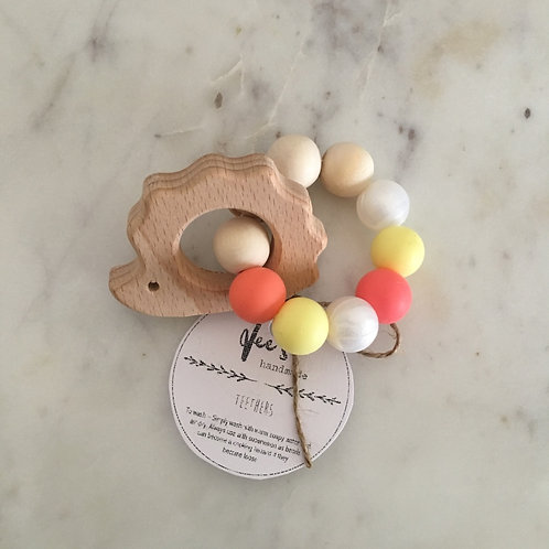 'Marlo' Silicone Teething Toy