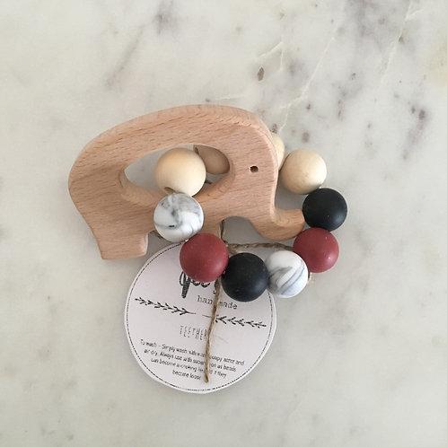 'Ruben' Silicone Teething Toy