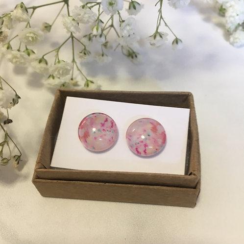 'Sofia' Glass Earrings