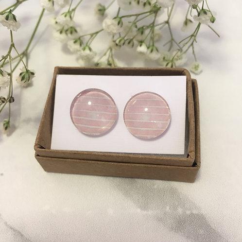 'Harper' Glass Earrings