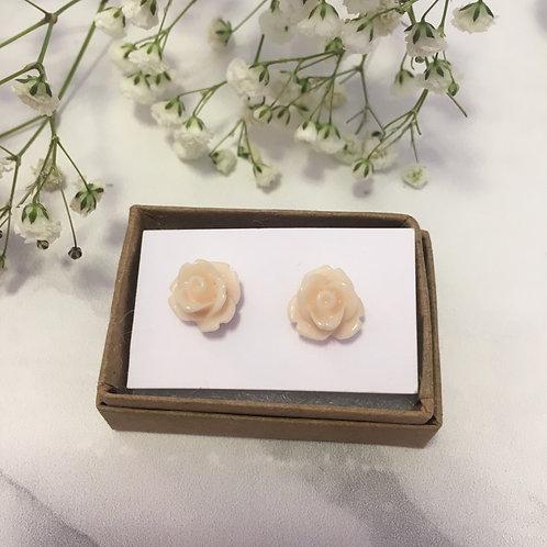 'Xo' Floral Earrings