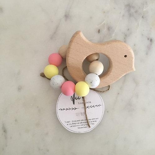 'Meg' Silicone Teething Toy